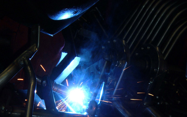 The Welding Process