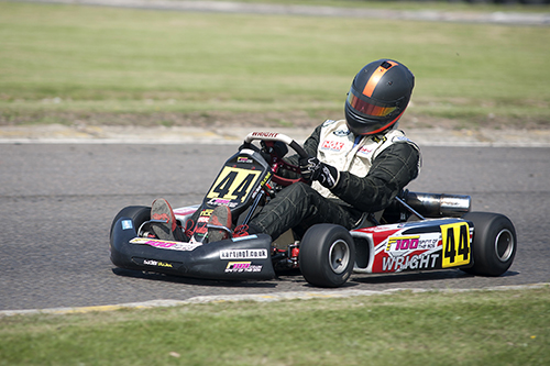 Oliver Scullion - Pre 2000 F100 World Champion (© Martin Burnett - UK Media Solutions Ltd 2015)