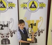 Ben Cochran - Anglian Champion