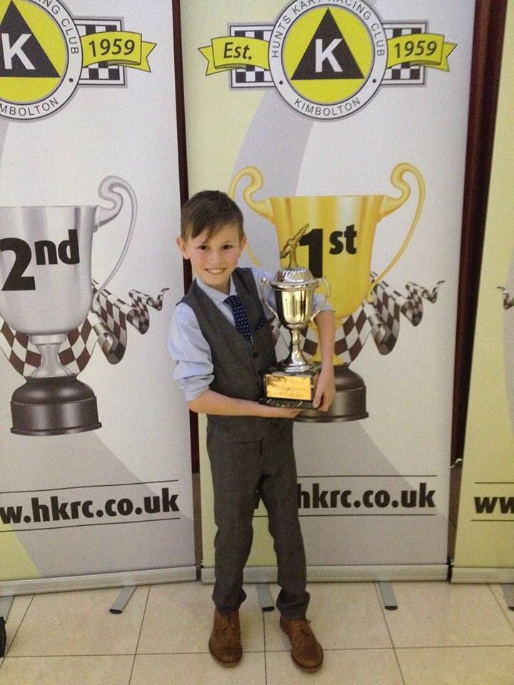 Ben Cochran - Anglia Champion