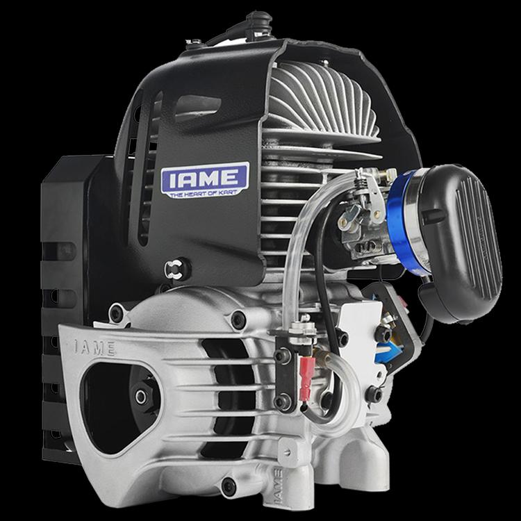 Iame M1 – Bambino | Wright Karts | Simon Wright Racing